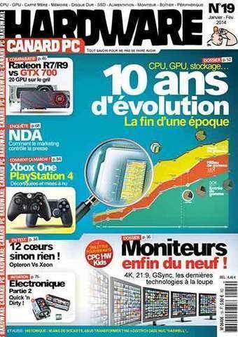 6 magazines Canard PC Hardware en libre téléchargement | Neadkolor.com | Articles du graphiste Nead Kolor | Scoop.it