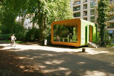 La Minibib, petite bibliothèque verte primée à Cologne | Bibliothèque de Toulouse | Scoop.it