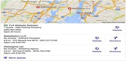 Google : les publicités Adwords débarquent dans le Local Pack | Animation Numérique de Territoire | Scoop.it
