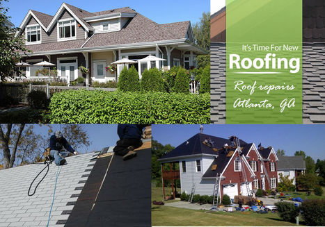 Roofing Contractors Atlanta | Roofers Atlanta | Roof Repair Atlanta | Discuss Home Improvement | Scoop.it