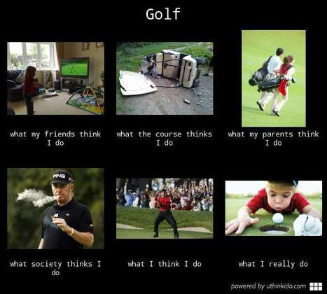 Golf | What I really do | Scoop.it