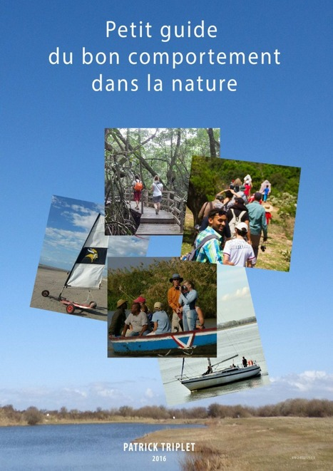 A télécharger ! Petit guide du bon comportement dans la nature | Biodiversité & Relations Homme - Nature - Environnement : Un Scoop.it du Muséum de Toulouse | Scoop.it