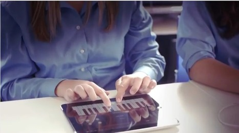 Amazing 24 Piece iPad Performance In School | iPads in Education | Scoop.it