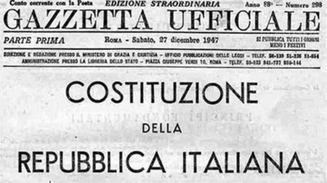 La Costituzione dimenticata   www.psychiatryonline.it   Psychiatry on line Italia   Scoop.it
