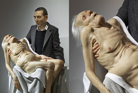 9 Lifelike Sculptures That Will Be Sure To Fool You | Cris Val's Favorite Art Topics | Scoop.it