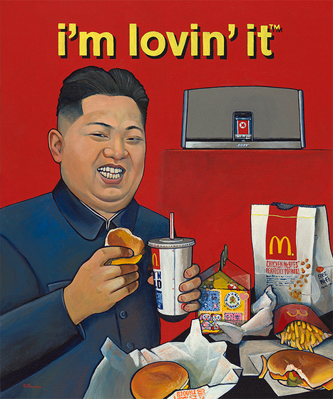 Kim Jong-un Propaganda | Escape from Camp 14 - North Korea | Scoop.it