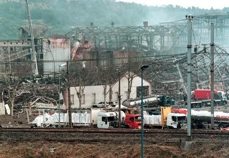 Explosion de l'usine AZF, le 21 septembre 2001 | Epic pics | Scoop.it