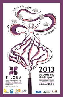 Feria Internacional del Libro de Guatemala 2013 | Organización y Montaje de Eventos | Scoop.it