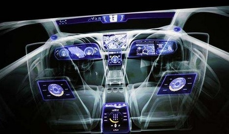 CES 2015: Connected car tech to watch - ZDNet   Location Is Everywhere   Scoop.it