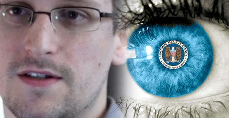 Edward Snowden: Governments Can Transform People Into 'Tagged Animals' | Criminal Justice in America | Scoop.it