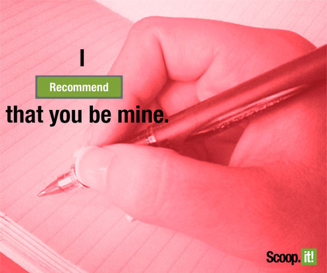 6 Nerdy Valentines for your Beloved Scoopiteer | The secret to creativity is... | Scoop.it