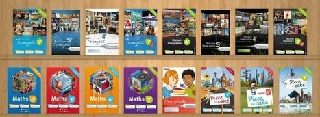 Une collection gratuite de manuels scolaires sur Internet | Pedagogie moderne | Scoop.it