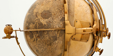 400 Years of Beautiful, Historical, and Powerful Globes | Science | WIRED | The Geo Feed | Scoop.it