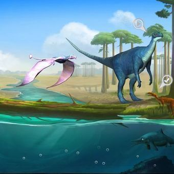 Best new dino-themed iPad apps for kids - USA TODAY (blog) | iPhones and iThings | Scoop.it