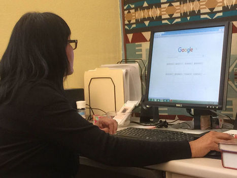 Technology helps teach Navajo language in new ways | Addicted to languages | Scoop.it