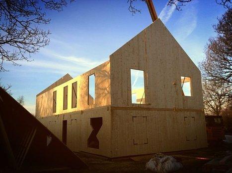 [Woodeum] Une maison BBC en bois qui se construit comme un Lego | Rénovation énergétique  rt 2012 | Scoop.it