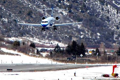 Difficult Approach: Flying the LOC DME Rwy 15 into Aspen, Colorado | Learn To Fly | Scoop.it