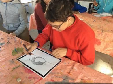 Handicap: @EcolePlusParis associe l'Ipad, le Théâtre,les Arts Plastiques dans son projet pédagogique.C'est une réussite   Ecole Plus Paris   Scoop.it