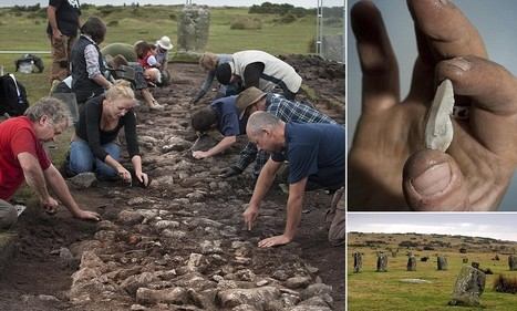 Britain's oldest pavement has been uncovered in Cornwall | British Genealogy | Scoop.it
