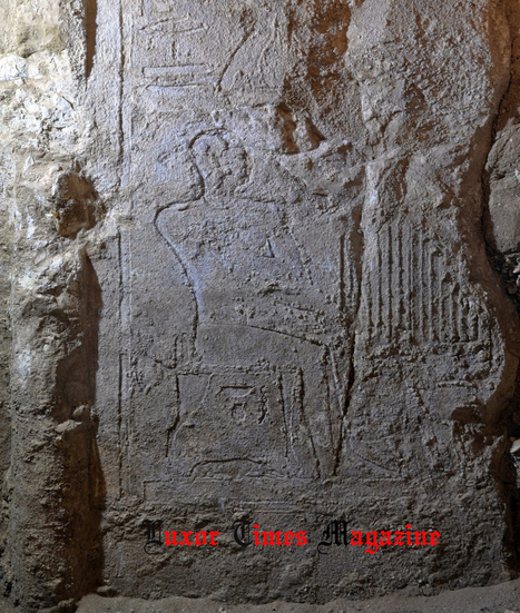 25th Dynasty tomb rediscovered and new name identified in Luxor | Aladin-Fazel | Scoop.it