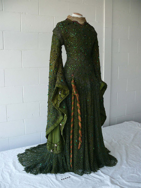 celestialmazer: THE ARCHAEOLOGY OF A DRESS ...   Archaeology DSODE   Scoop.it