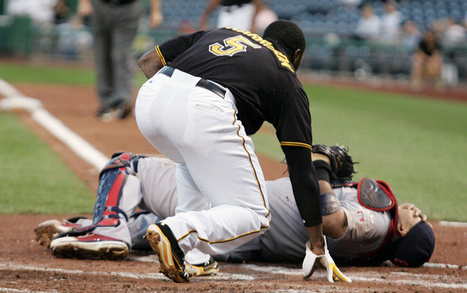 MLB set to ban home-plate collisions, needs MLBPA approval | Exploring Current Issues | Scoop.it