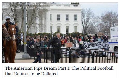 American Pipe Dream Part I: Political Football that Refuses to Deflate   Daily Kos   01/30/15   FDW's Daily Scoops   Scoop.it