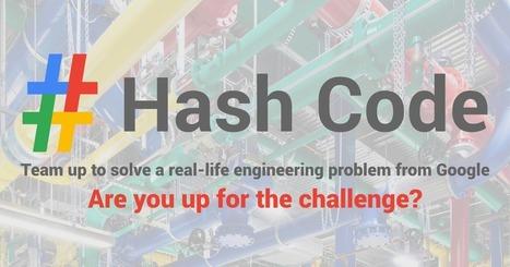 Hash Code 2017 by Google | Veille actualités : réseaux et télécoms | Scoop.it
