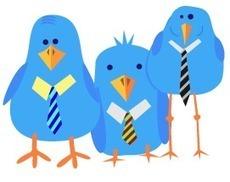 7 usos corporativos de Twitter   Buscando pistas.   Scoop.it