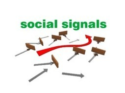 Social media presence and social signal | Business | Scoop.it
