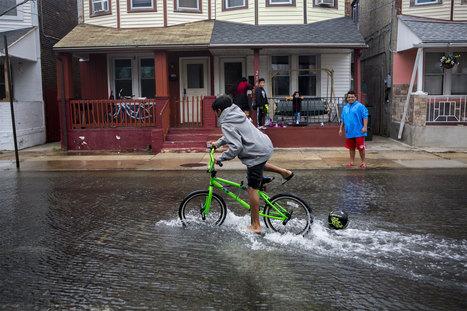 Atlantic City Gambles on Rising Seas   digital divide information   Scoop.it