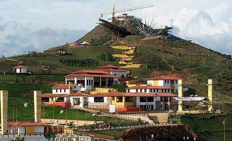 parque nacional de chicamocha -panachi   lo mejores paisajes del mundo   Scoop.it