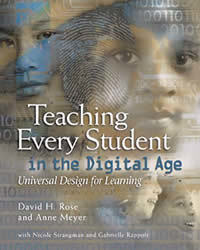 Teaching Every Student in the Digital Age: Universal Design for Learning | Universal Design for Learning and Curriculum | Scoop.it