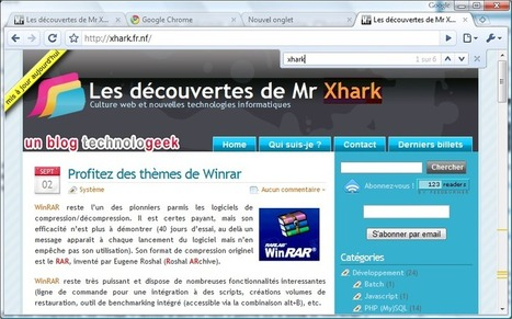 Pourquoi j'abandonne Chrome pour Firefox | Gestion de l'information | Scoop.it