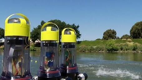 UC Berkeley floating robots provide insight into Delta waters | abc7news.com | The Future of Water & Waste | Scoop.it