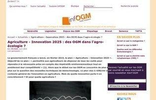 Agroécologie sauce hollandaise | Questions de développement ... | Scoop.it