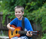 9-year-old Oviedo boy picks up bluegrass music tradition, stuns local crowds. | Acoustic Guitars and Bluegrass | Scoop.it