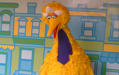 PBS Makes Ad Buy For 'Big Bird' on Twitter | Transformations in Business & Tourism | Scoop.it