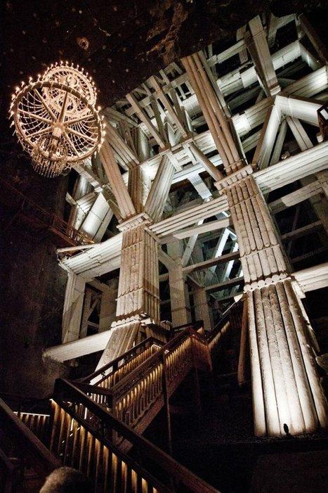 Poland's Underground Salt Cathedral | rakarekodamadama | Scoop.it