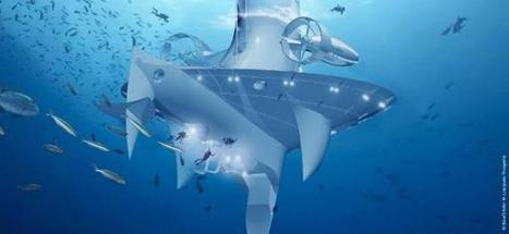 Le vaisseau océanographique futuriste SeaOrbiter bientôt en orbite | SeaOrbiter | Scoop.it