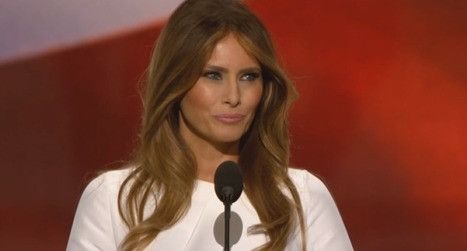 #Melania #Trump's website yanked offline as questions swirl about her 'degree' #lies #deceit | USA the second nazi empire | Scoop.it