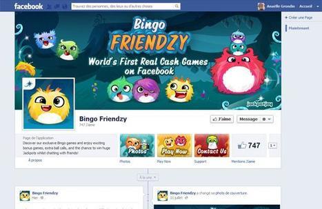 Jeux d'argent sur Facebook: « La régulation française est très différente de la régulation anglo-saxonne» | Résociaux | Scoop.it