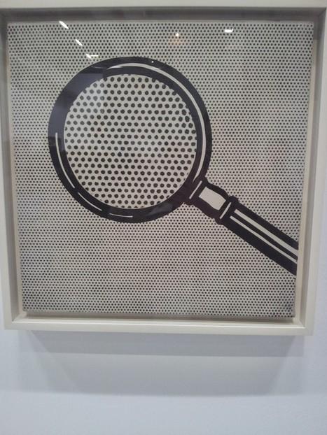 Un Oeil sur la Pub | Roy Lichtenstein au Centre Pompidou, surprise et étonnement | un oeil sur la pub | Scoop.it