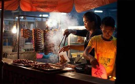 South-east Asia's best (and worst) street food - Telegraph   EDIBLE INSECTS   Scoop.it