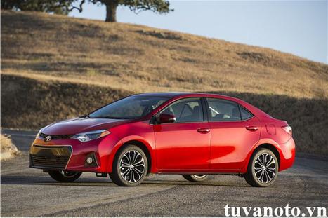 Toyota Corolla 2014, Những chiếc xe của tương lai | Tư vấn ô tô | Scoop.it