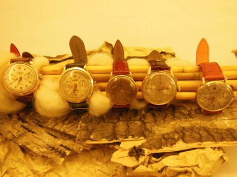 Orologi anni 50 eseguiti in oro 18 kt   Old Jewellry   Scoop.it