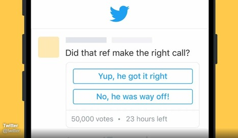 Twitter Announces Polls, Native Video Ads, More Developer Tools at #TwitterFlight | SocialTimes | PD & Articles | Scoop.it