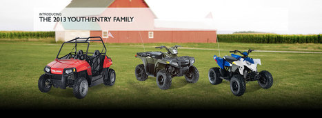 New Generations ATV for Youth in India | All Terrain Vehicles | Scoop.it