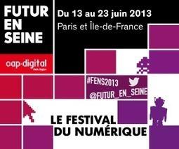 Futur en Seine : l'ENSCI et son FabLab au Village des Innovations, du 13 au 16 juin   Une nouvelle civilisation de Robots   Scoop.it