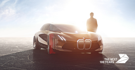 BMW VISION NEXT 100 | Nerd Vittles Daily Dump | Scoop.it